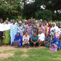 Sensitization of Cassava Farmers on the harmful effects of pesticides and herbicides